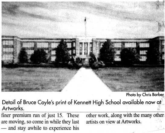 Bruce M. Coyle in the Kennett Paper, June 14-20, 2002 (e)